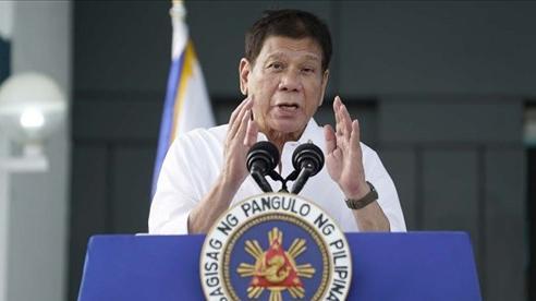 Tổng thống Duterte: Tôi đã đảm bảo với Trung Quốc không cho phép vũ khí hạt nhân Mỹ cất giữ ở Philippines
