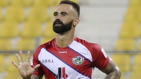 Đối thủ thầy Park lại có viện binh, nhập tịch lão tướng Brazil ghi gần 70 bàn trong 3 mùa