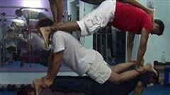 Khi phòng tập gym thành nơi tấu hài, xem xong chỉ muốn lao ngay đến phòng tập để hóng 'drama'