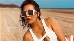 MC Kỳ Duyên tung ảnh bikini, khoe vẻ nóng bỏng tuổi U60