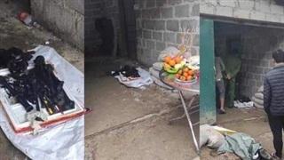 Sự thật thông tin tìm thấy bộ xương người trong bể phốt nhà dân ở Lạng Sơn