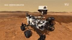 Cuộc đua tìm sự sống trên Hỏa Tinh nóng trở lại