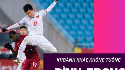 Khoảnh khắc đáng nhớ: Đình Trọng và pha cứu thua 'nhân ba' mở đường cho kỳ tích U23 Việt Nam