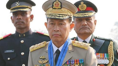 Quân đội Myanmar tuyên bố 'sẵn sàng chịu trừng phạt'