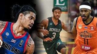 Triệu tập đội hình 'khủng', tuyển bóng rổ Thái Lan đặt quyết tâm cao ở SEA Games 31