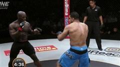 Sức mạnh khủng khiếp của võ sĩ đệ nhất Hồng Kông, có ngoại hình giống hệt Mike Tyson