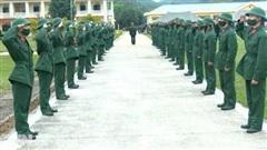 Các đơn vị Quân khu 1 quan tâm, sâu sát chiến sĩ mới
