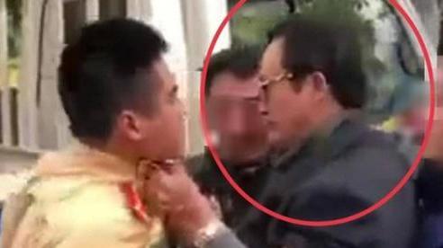 Chi cục trưởng say xỉn, túm cổ áo lăng mạ CSGT bị kỷ luật cảnh cáo