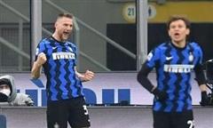 Inter thắng nhọc Atalanta