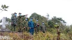 Bộ đội biên phòng kiên trì ngăn chặn dịch Covid-19