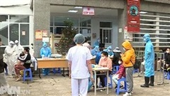 Hà Nội xét nghiệm cho 4.000 người nguy cơ cao