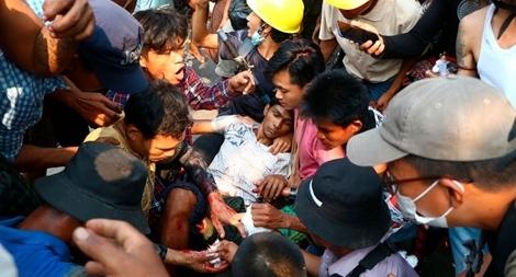 Quốc tế đau lòng trước thực trạng bạo lực tại Myanmar