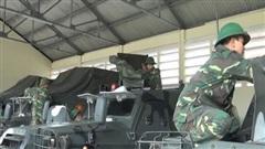 Nam Định những ngày đầu ra quân huấn luyện