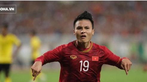 Báo Thái Lan đưa tin sai rằng Quang Hải không thể đá vòng loại World Cup?