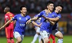 Clip màn rượt đuổi tỉ số giữa Hà Nội FC và Thanh Hóa