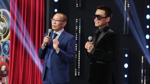 MC Lại Văn Sâm trổ tài đọc rap, hoán đổi cho Wowy làm... dẫn chương trình