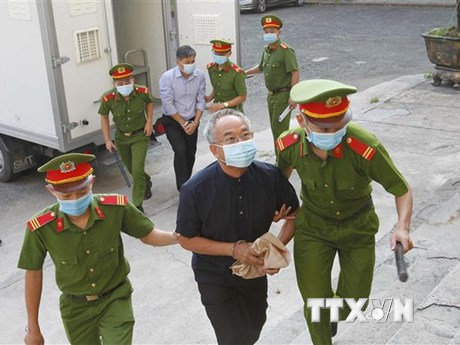 Vụ án nguyên Phó Chủ tịch UBND TP.HCM Nguyễn Thành Tài: Tòa trả hồ sơ