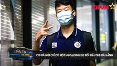 CLB Hà Nội chỉ có một ngoại binh khi đối đầu SHB Đà Nẵng