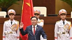 Ông Vương Đình Huệ tuyên thệ nhậm chức Chủ tịch Quốc hội