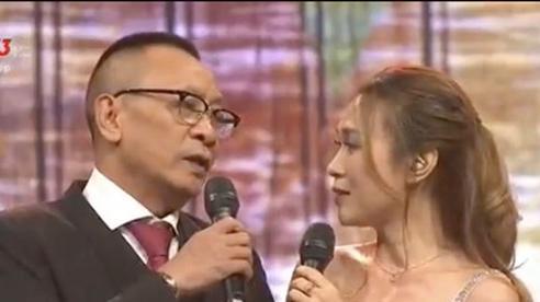 MC Lại Văn Sâm song ca cùng Mỹ Tâm khiến khán giả bất ngờ