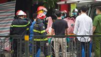 4 người chết cháy ở Hà Nội