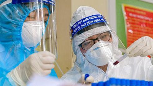 Sáng 4/4, có thêm 3 ca mắc Covid-19 mới nhập cảnh tại Bắc Giang