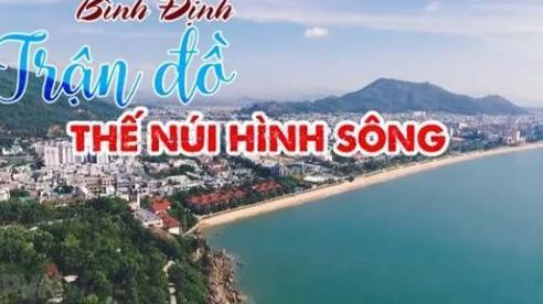 Bình Định - Trận đồ thế núi hình sông