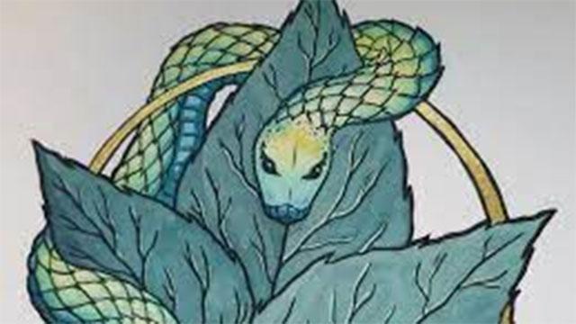 Truyện cổ tích (P5): Ba chiếc lá rắn