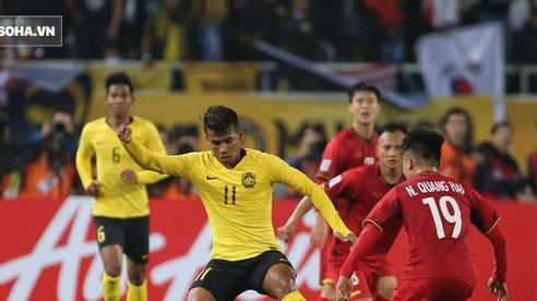 HLV Malaysia ra yêu cầu khẩn thiết khi đội nhà gặp thiệt thòi lớn so với Việt Nam