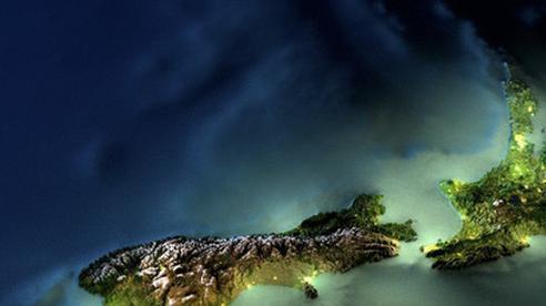 Đi tìm ranh giới ẩn của lục địa 'mất tích' thứ 8 đang chìm sâu hàng nghìn mét dưới đáy Thái Bình Dương