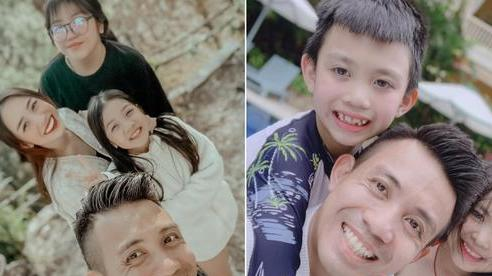 38 tuổi - Minh Nhựa có 5 con với 2 vợ: Để nhớ mặt và gọi tên các rich kid đã là thách thức với netizen!