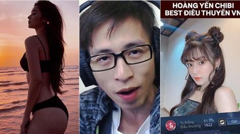 ViruSs liên tục khen Hoàng Yến Chibi 'sexy sexy gợi cảm', girl 1 champ 'best Điêu Thuyền' lập tức phản hồi