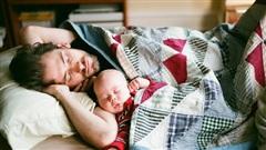 Cuộc sống sau khi có con của các ông bố