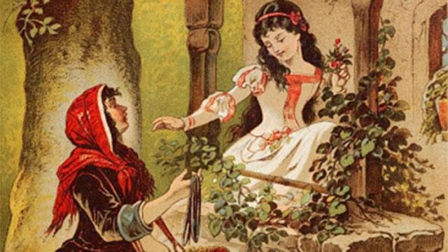 Truyện cổ tích (P10): Bạch Tuyết và Hoa Hồng