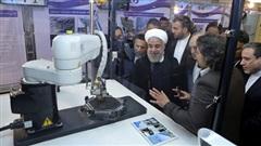 Iran công bố thành tựu hạt nhân trong ngày công nghệ nguyên tử