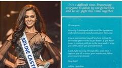 Hoa hậu Ấn Độ dương tính Covid-19 trước ngày dự Miss Universe