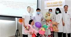 Bệnh nhi đầu tiên tại Việt Nam mắc u nguyên bào võng mạc được chữa khỏi nhờ ghép tế bào gốc