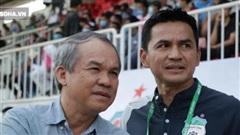 Bị bầu Đức mỉa mai, Chủ tịch CLB Quảng Ninh: 'Đi xem bóng đá cứ thua là phải khóc à?'