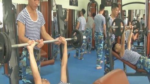 Các trường quân đội đưa huấn luyện thể lực vào chiều sâu