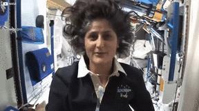 Một ngày của các phi hành gia trên ISS