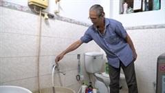 Hàng chục hộ dân TP. Thủ Đức bức xúc vì thiếu nước sinh hoạt