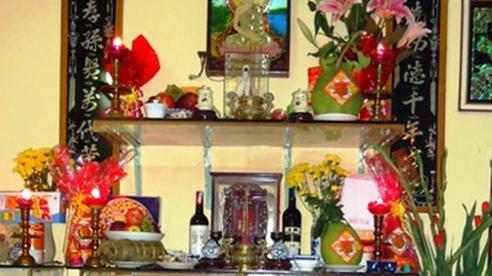 Phong thuỷ cần biết: Ban thờ Phật trong nhà nên bố trí như thế nào?