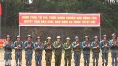 Bước trưởng thành của học viên sĩ quan tại Sư đoàn 309