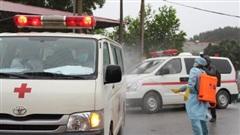 Bắc Giang: Phát hiện 2 công nhân trong khu công nghiệp mắc COVID-19