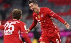 "Clip Bayern ""hủy diệt"" Monchengladbach tỉ số 6-0"
