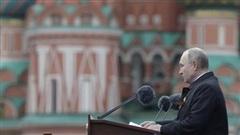 Mỹ-Phương Tây nói gì về bài phát biểu của Tổng thống Putin
