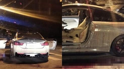 Chạy xế hộp BMW đi mua đồ nhậu, 2 thanh niên bị chém trọng thương vì tiếng pô xe quá lớn, hiện trường vụ hỗn chiến khiến ai nấy rợn người