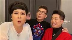 NSND Hồng Vân nhắn vợ Long Nhật: 'Thấy tao làm sao hắn dám dẫn mấy thằng bồ tới'