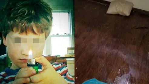 Hàng xóm báo cảnh sát khi bé trai 8 tuổi tự phóng hỏa đốt nhà mình, chẳng ngờ đó là hành động để đứa trẻ tố cáo tội ác của bố mẹ