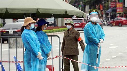 Nữ công nhân Samsung ở TP Chí Linh, Hải Dương dương tính SARS-CoV-2